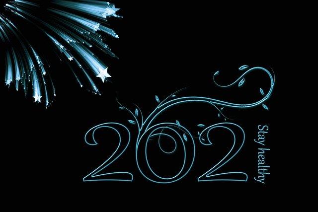 Neujahrsbeginn 2021
